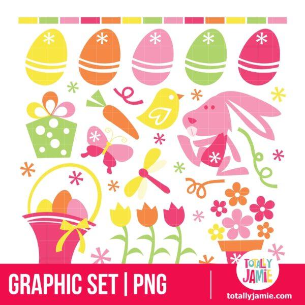 Retro Spring Easter