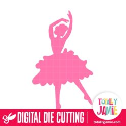 Ballerina Dancer 3 - SVG Cut Files