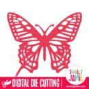 Butterfly Filigree 12