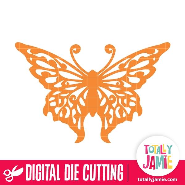 Butterfly Filigree 13