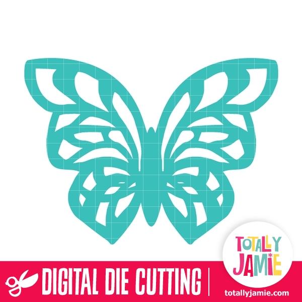 Butterfly Filigree 17