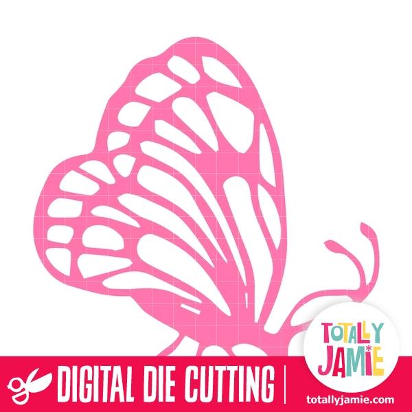 Butterfly Filigree 31