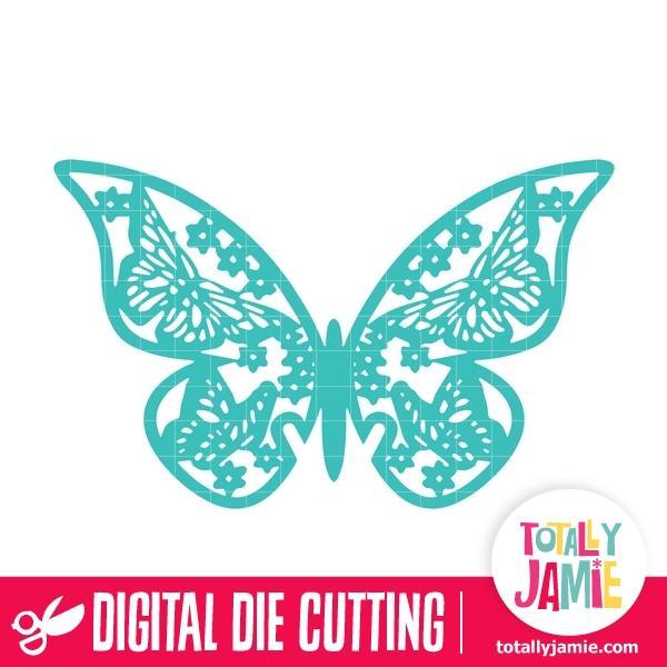 Butterfly Filigree 35
