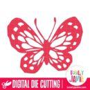 Butterfly Filigree 36