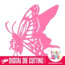 Butterfly Filigree 37