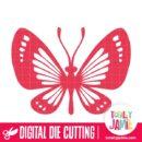 Butterfly Filigree 4