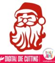 TJ-SVG-christmas_santa_claus_1 - SVG Cut Files