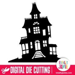 Halloween Creepy Haunted Mansion
