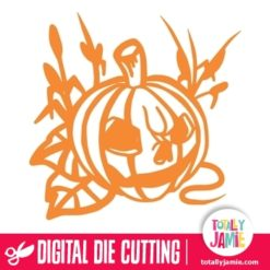 Halloween Pumpkin Jack-O-Lantern 1