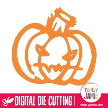 Halloween Pumpkin Jack-O-Lantern 2