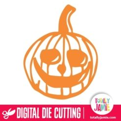 Halloween Pumpkin Jack-O-Lantern 3