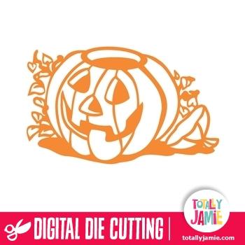 Halloween Pumpkin Jack-O-Lantern 4