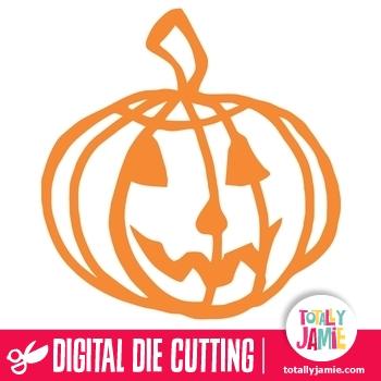 Halloween Pumpkin Jack-O-Lantern 6