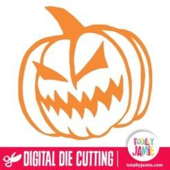 Halloween Pumpkin Jack-O-Lantern 7