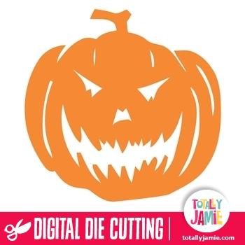 Halloween Pumpkin Jack-O-Lantern 8