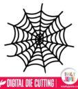 Halloween Spider Web 1