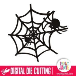 Halloween Spider Web 2