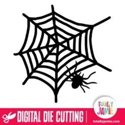 Halloween Spider Web 4
