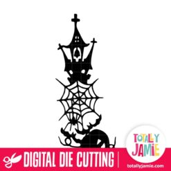 Halloween Spooky Decor - SVG Cut Files