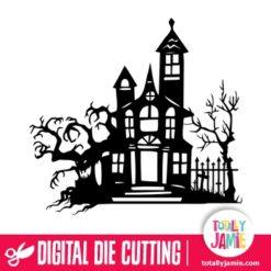 Halloween Spooky Manor
