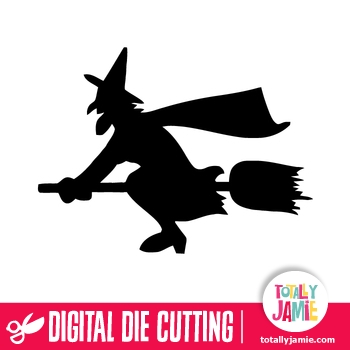Halloween Witch Flying Broomstick 4