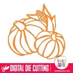 Thanksgiving Pumpkins Harvest