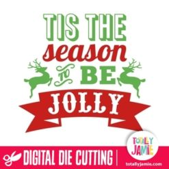 TJ-SVG-tis_the_season_to_be_jolly_word_art