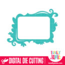 Whimsy Frame 3 - SVG Cut Files