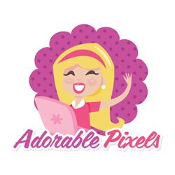 Adorable Pixels Logo